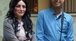 عکس لو رفته از عادل فردوسی پور در کنار بازگر معروف بدون حجاب! + عکس