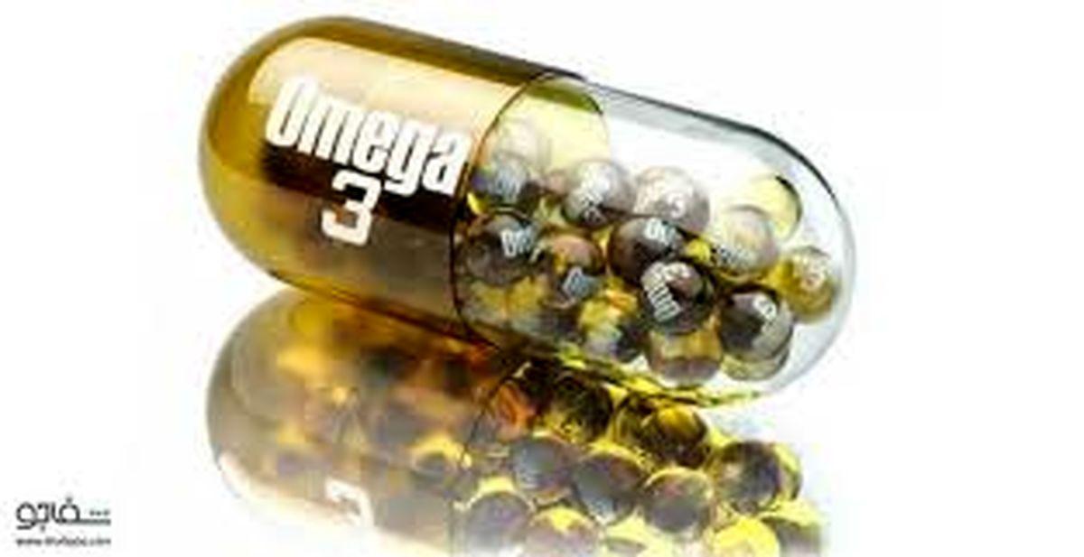 با فواید و مضرات مصرف امگا 3 آشنا شوید