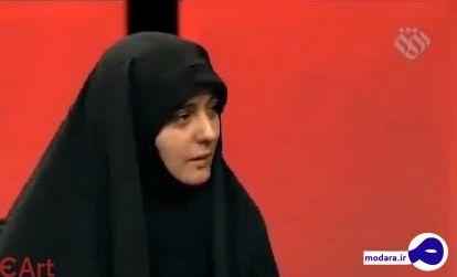 مجری تلویزیون: کاش هزاران زینب ابوطالبی داشتیم