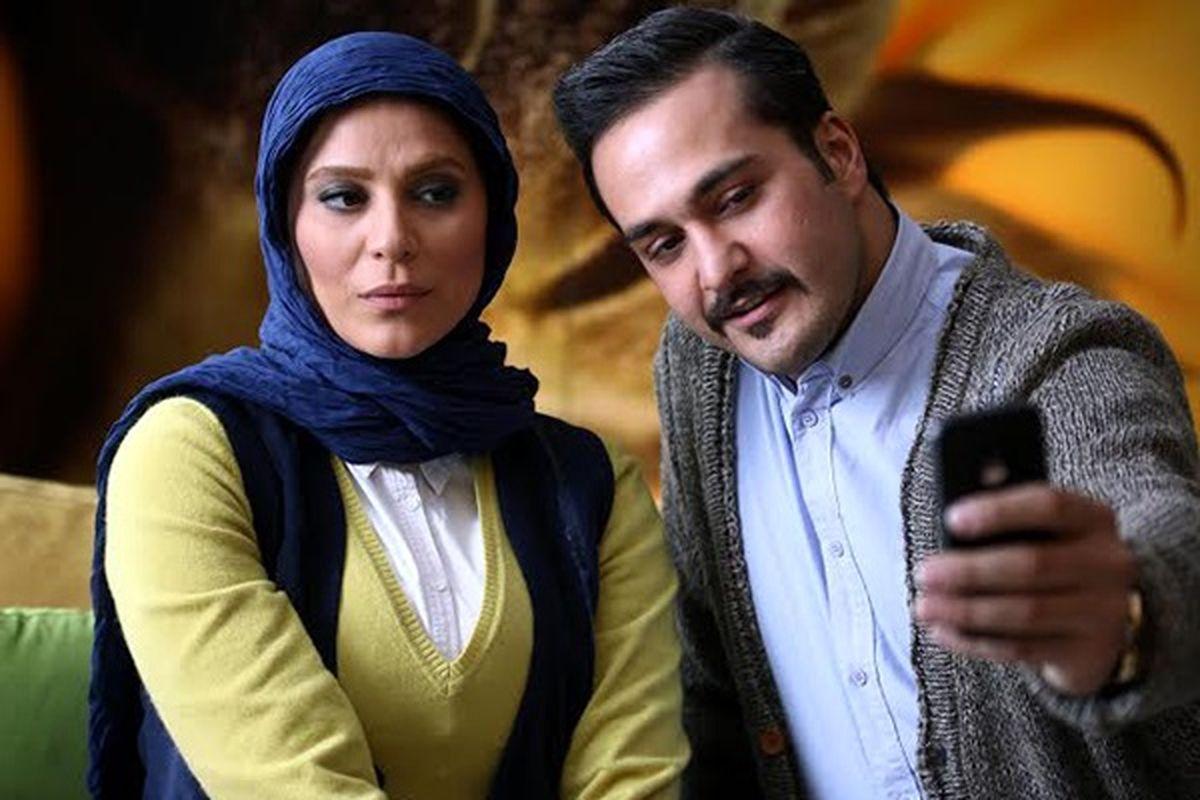 پیشنهاد بی شرمانه و +18 میلاد کی مرام به سحر دولتشاهی + فیلم لورفته