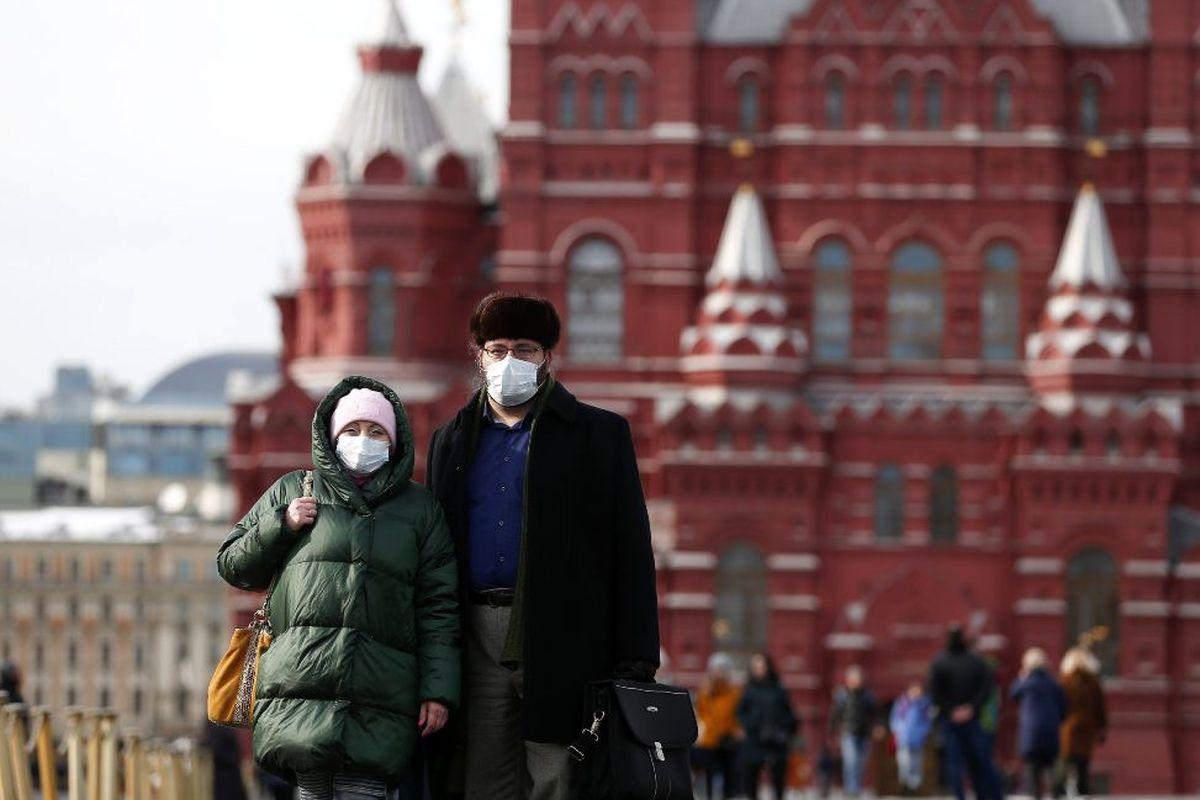 اعلام قرنطینه سراسری در پایتخت روسیه