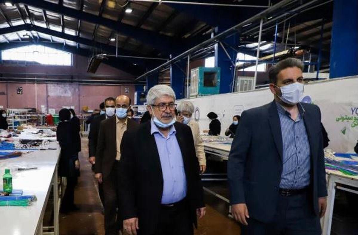 معاون قضایی دادستان کل کشور: از واردات محصولاتی که نمونه ایرانی دارند به کشور جلوگیری میشود