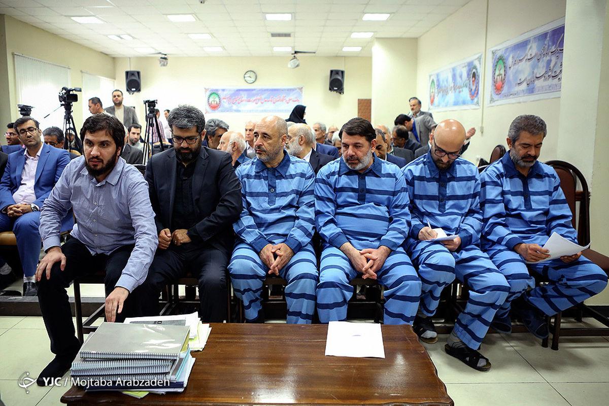 احکام تازه متهمان بانک سرمایه و صندوق فرهنگیان
