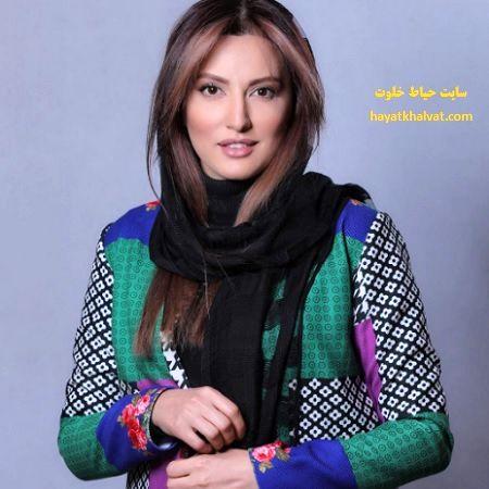عکس آتلیه ای سمیرا حسینی با حجاب نصفه و نیمه! + عکس | | حیاط خلوت