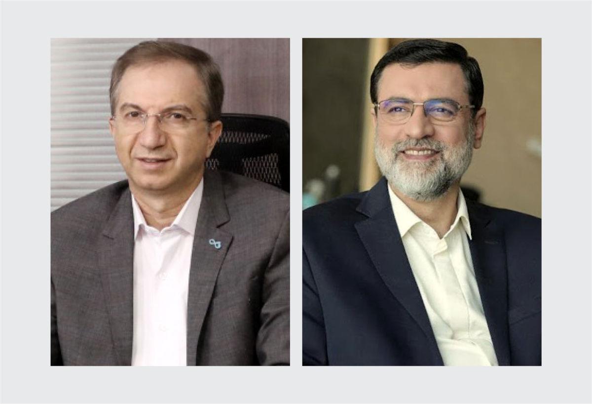 پیام تبریک مدیرعامل بانک دی به دکتر سیدامیرحسین قاضی زاده هاشمی