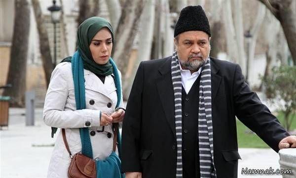محمدرضا شریفی نیا در فیلم پس کوچه های شمرون
