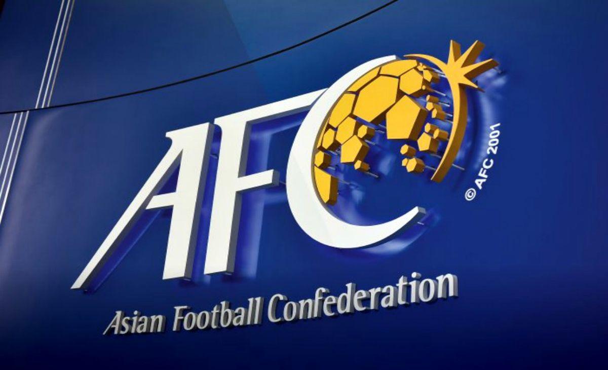 بازتاب دیدار استقلال - فولاد در سایت AFC+ عکس