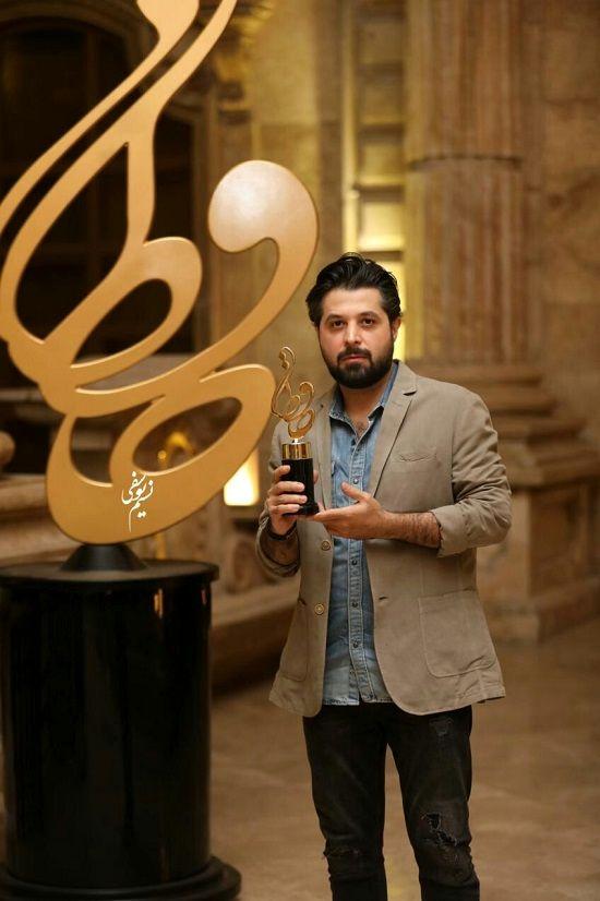 گالری تصاویر برندگان بیستمین جشن حافظ