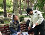جمع آوری ۱۵۰ معتاد متجاهر گردنه تنباکوئی در پایتخت