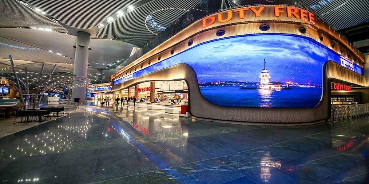 فرودگاه جدید استانبول(تبدیل ترکیه به قطب جهانی سفر هوایی)
