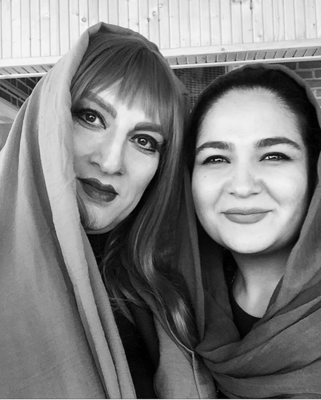 ارژنگ امیرفضلی تغییر جنسیت داد | عکسهای زنانه ارژنگ امیرفضلی