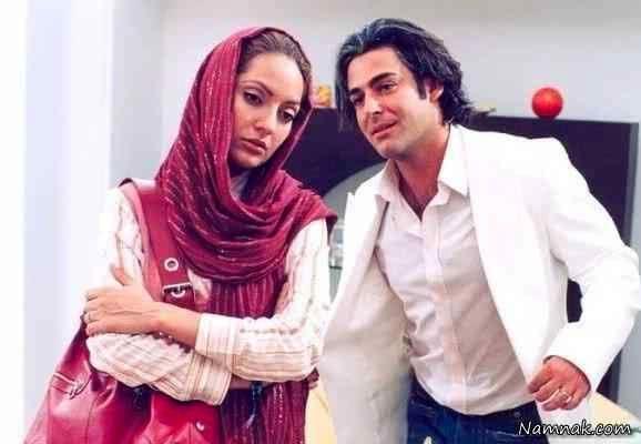 رقص و عشوه های مهناز افشار برای محمدرضا گلزار + فیلم رقص