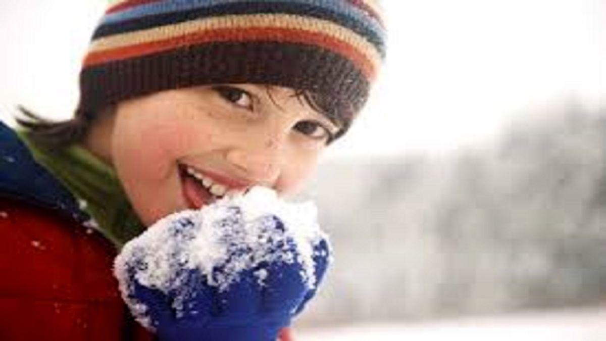 خوردن برف احتمال مرگ را بالا می برد؟