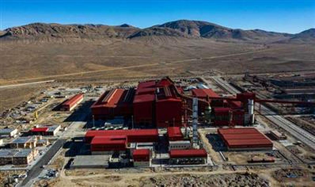 پیشرفت ۸۷ درصدی پروژۀ فولادسازی شرکت فولاد سفیددشت