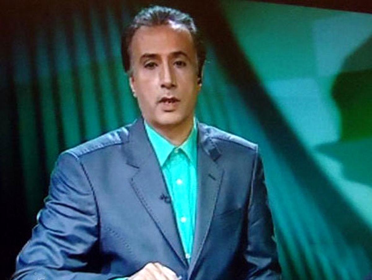 آسیانیوز محمدرضا حیاتی مجری با سابقه ایرانی را روی هوا زد + فیلم دیده نشده