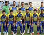شکست نفت مسجدسلیمان مقابل تیم بادران تهران