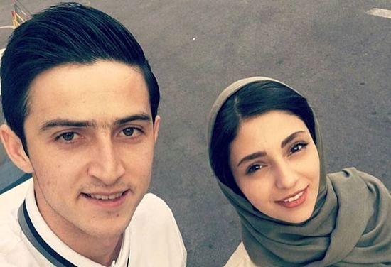 ازدواج سردار ازمون با بازیگر معروف لو رفت + فیلم