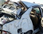 مرگ غمانگیز مرد 65 ساله در حادثه رانندگی