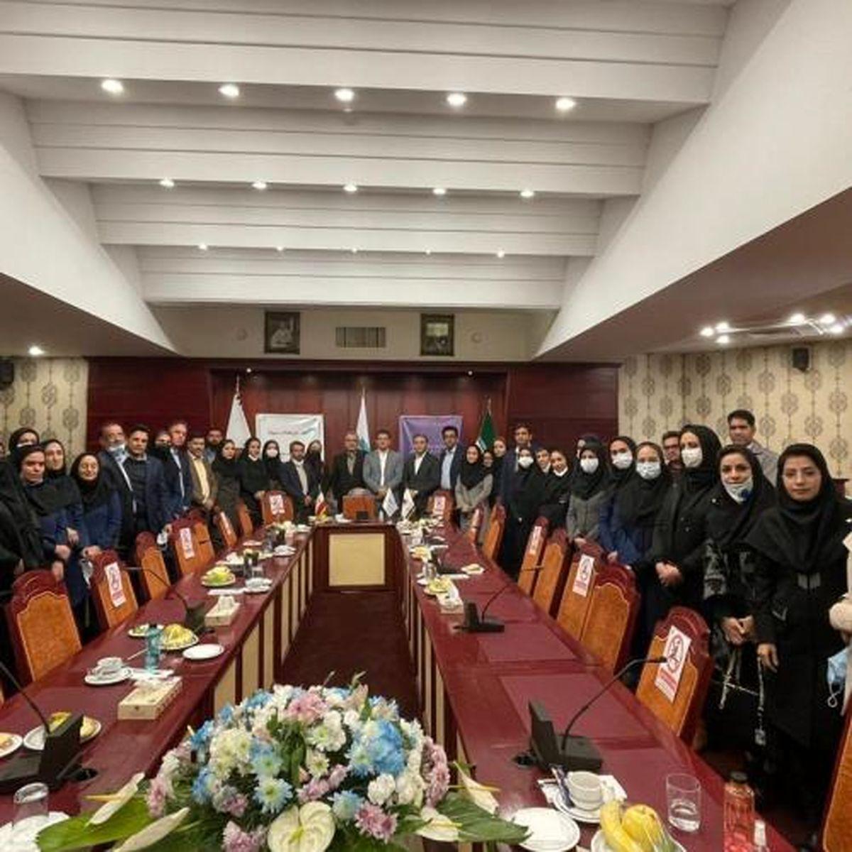 سفر مدیرعامل بیمه سینا به استان کرمان