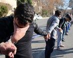 دستگیری۴۰ سارق در کازرون