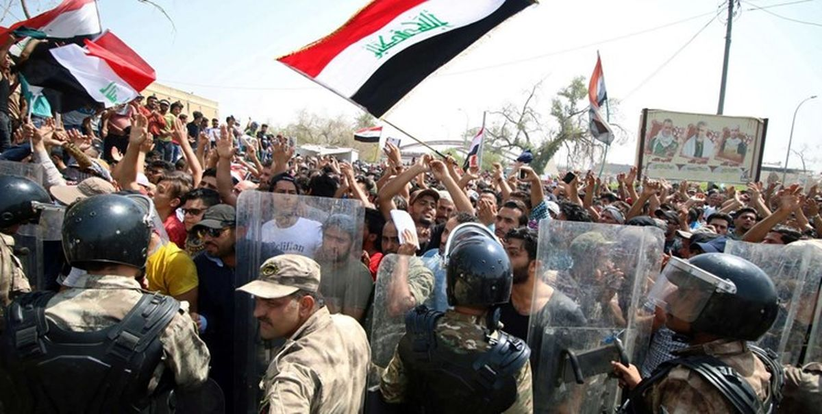 جزئیات اشوب و نا آرامی در عراق
