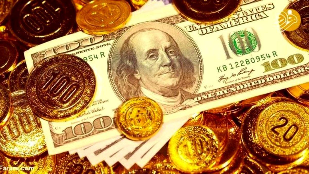 قیمت سکه و دلار امروز 28 شهریورماه