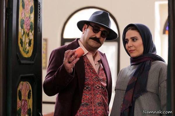 مهران احمدی و سحر دولتشاهی