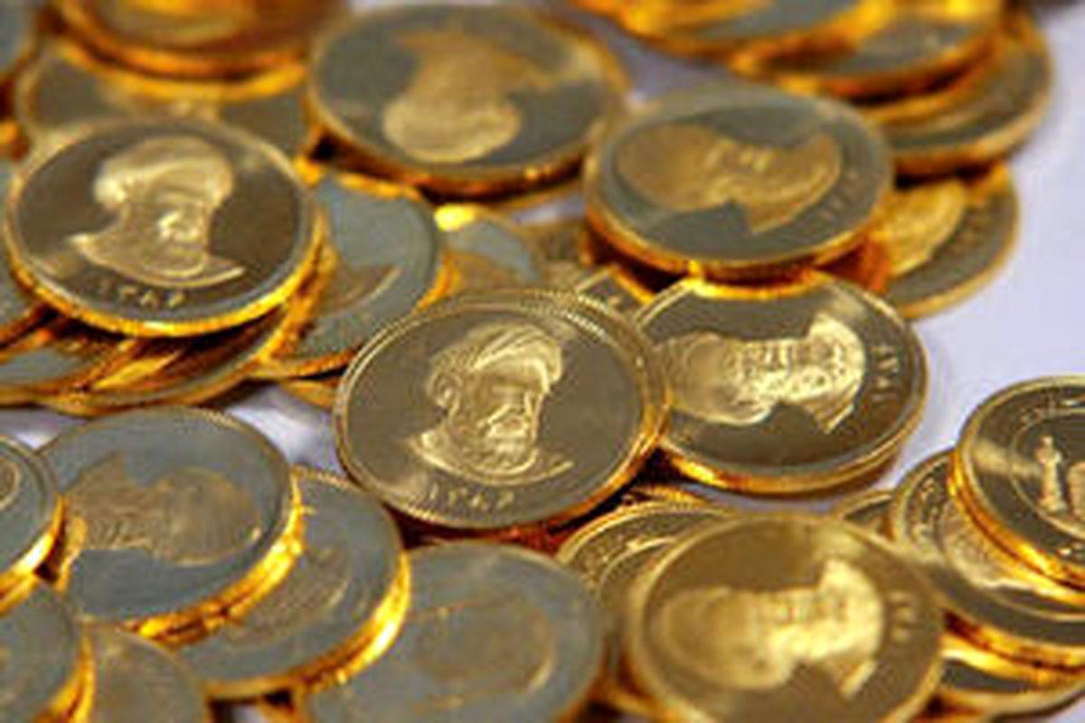 قیمت سکه در بازار 11 مرداد + جدول