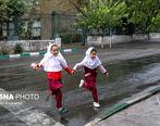 امشب تهران بارانی میشود