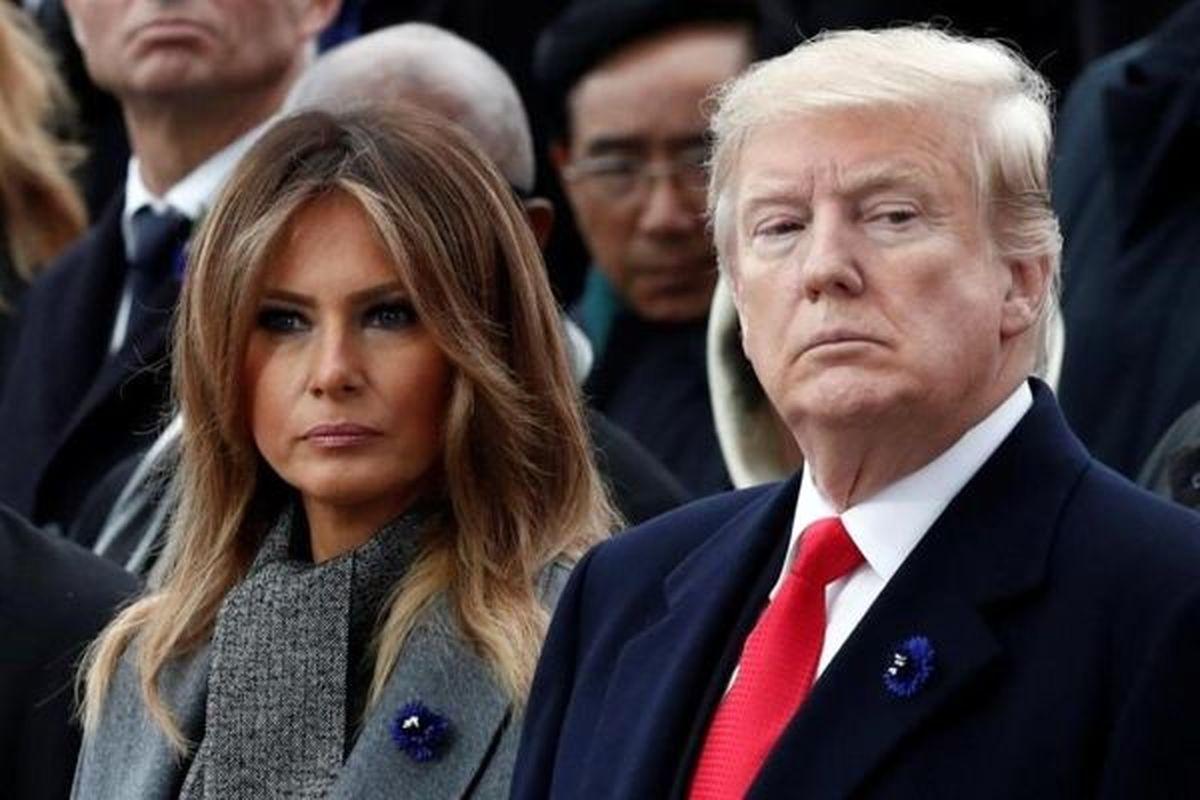 ملانیا ترامپ پس از شکست همسرش در انتخابات طلاق گرفت + جزئیات