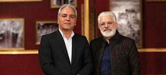 ماجرای سیلی خوردن مهران مدیری از بازیگر معروف