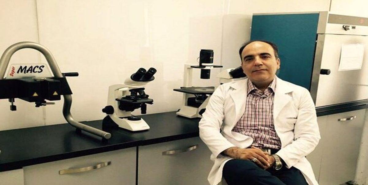 مسعود سلیمانی در بیمارستان بستری شد