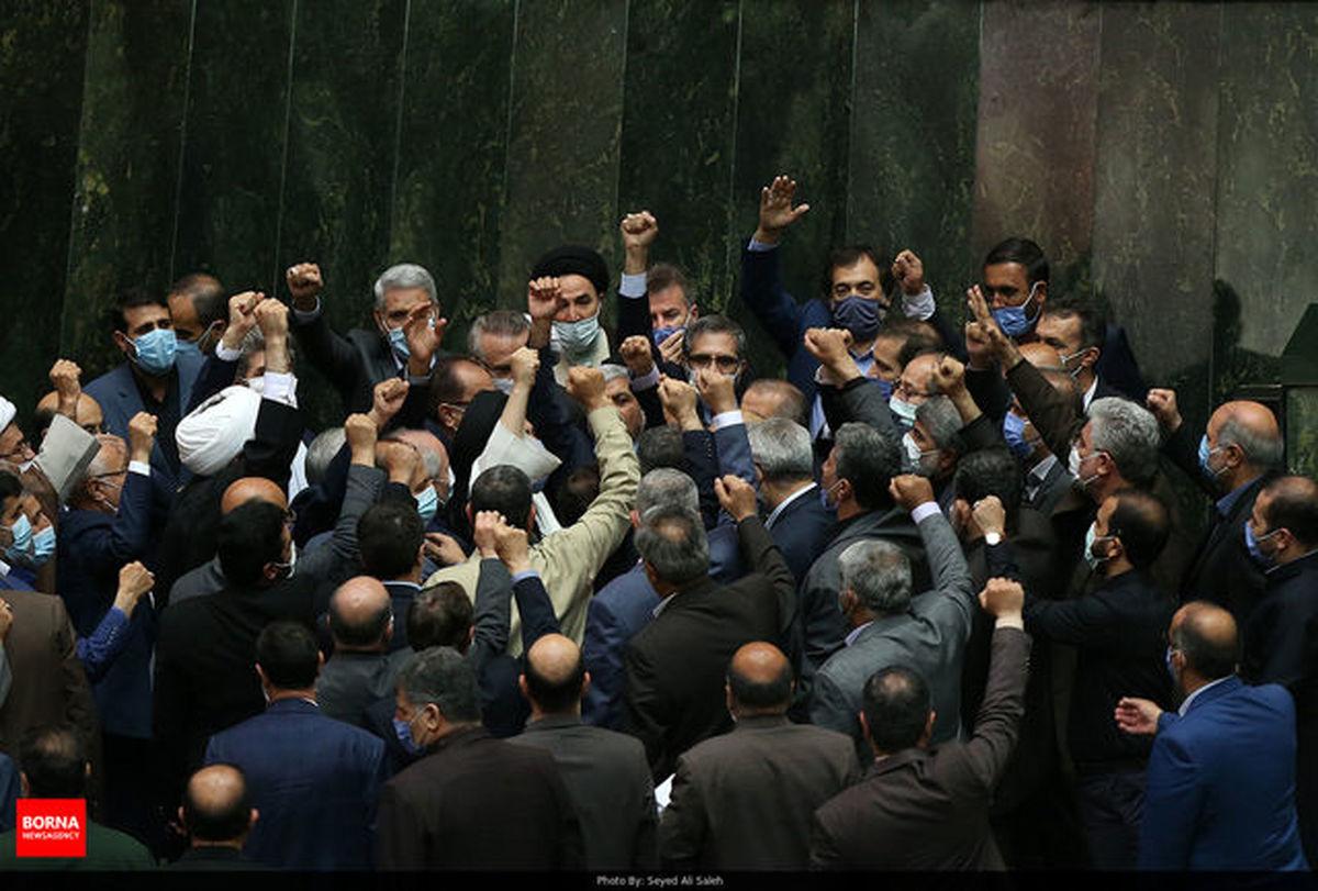 پخش کلیپ سردار سلیمانی در مجلس جنجال به پا کرد