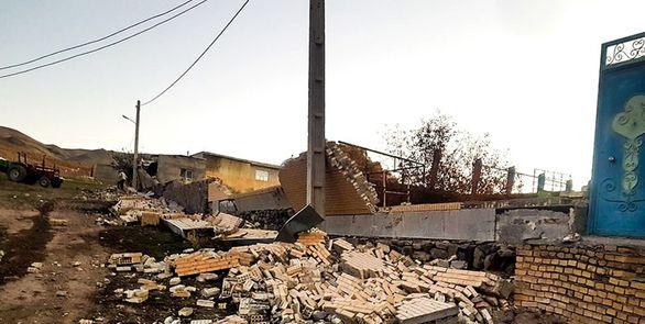 مصدومیت 60 درصدی بانوان در زمین لرزه آذربایجان شرقی