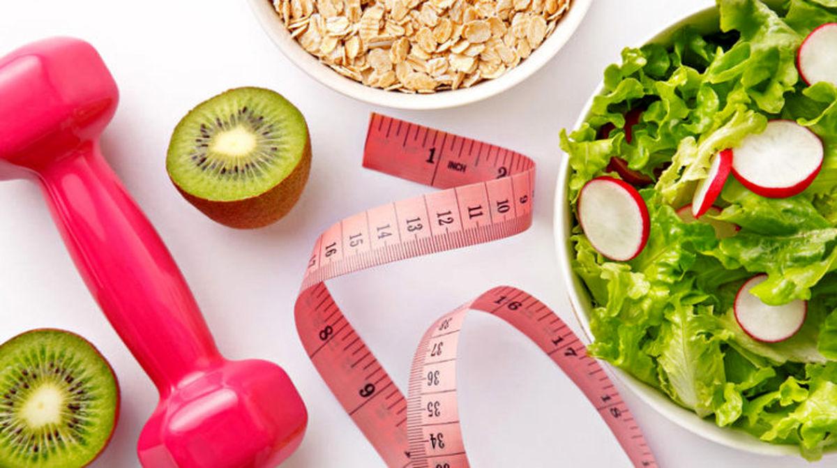 یک رژیم غذایی سالم چه ویژگی هایی دارد؟