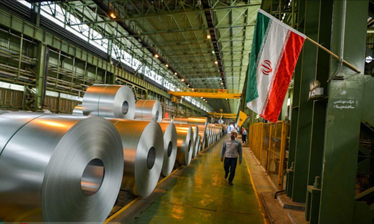 ثبت رکورد فروش محصولات فولادمبارکه