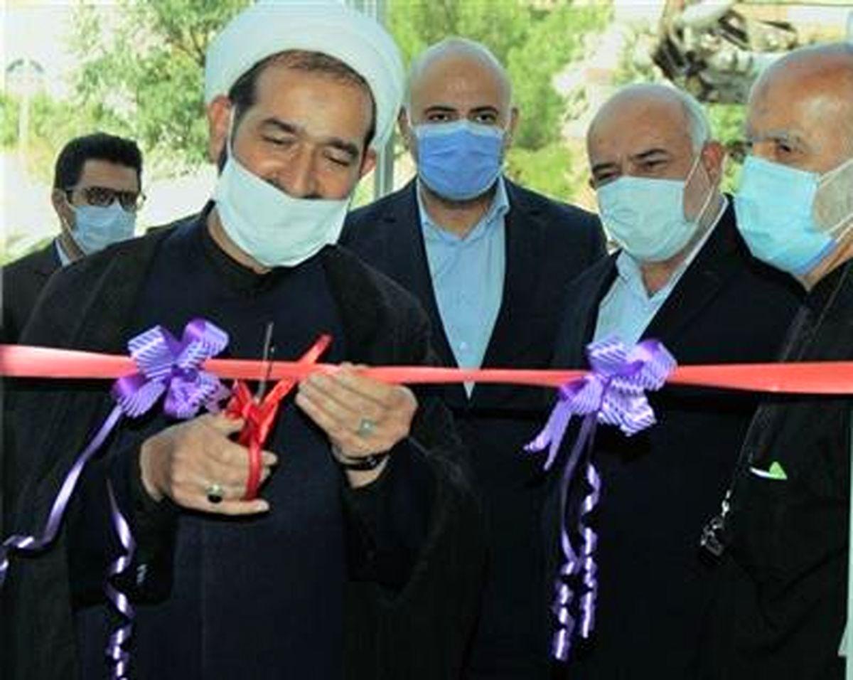 افتتاح باجه کوثر بانک قرض الحسنه مهرایران در قزوین