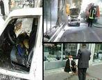 حمله با چاقو به 2 روحانی در قم +عکس