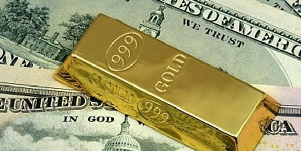 کاهش ۴ دلاری قیمت طلا در آستانه مذاکره تجاری چین و آمریکا