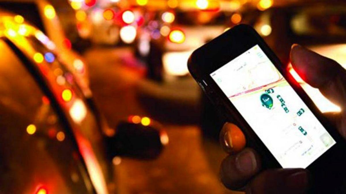 تغییر درآمد رانندگان تاکسیهای اینترنتی پس از افزایش قیمت بنزین !