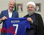 غیبت احتمالی دکتر روحانی در افتتاحیه جام جهانی