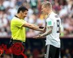 فغانی: برخیها فکر میکنند روی اعصاب ما هستند اما اینطور نیست/ به بازیکن آلمان مشت نزدم