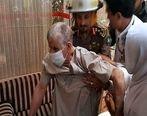 وقوع حادثه ای دیگر در مراسم حج عمره