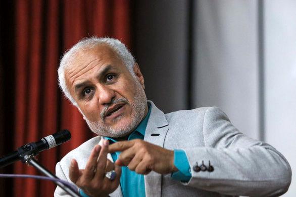 سخنان جنجالی حسن عباسی علیه روحانی + فیلم