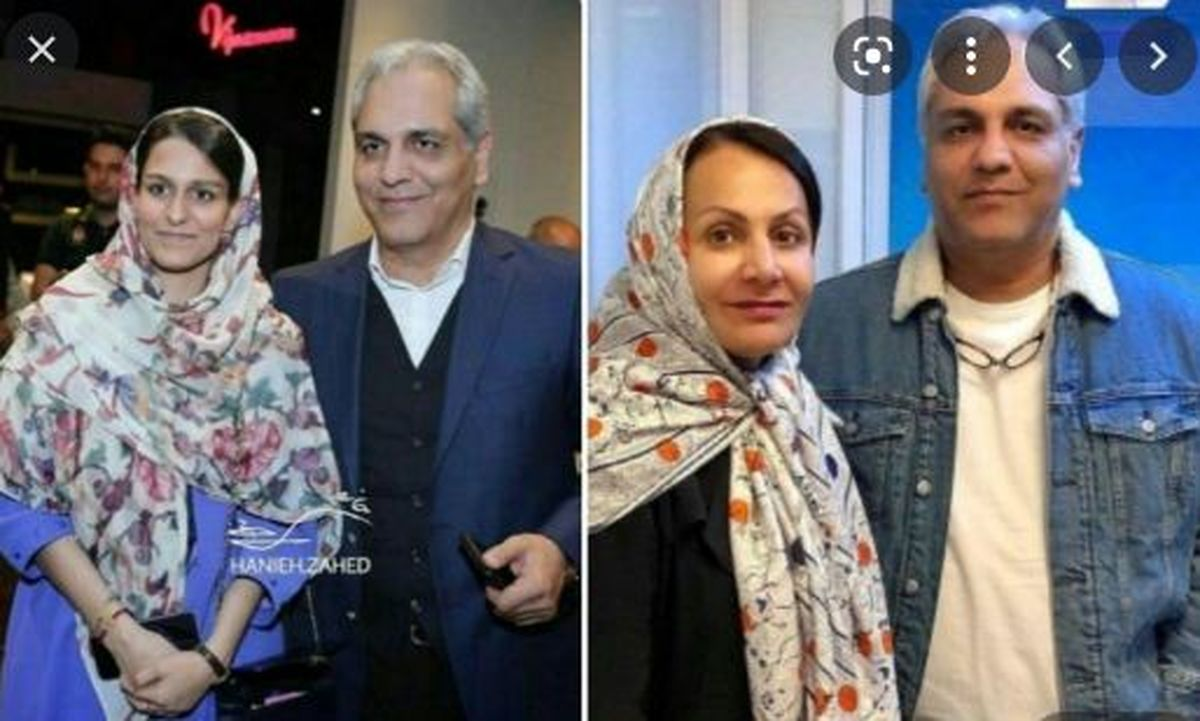 این خانم همسر مهران مدیری است؟ + تصاویر