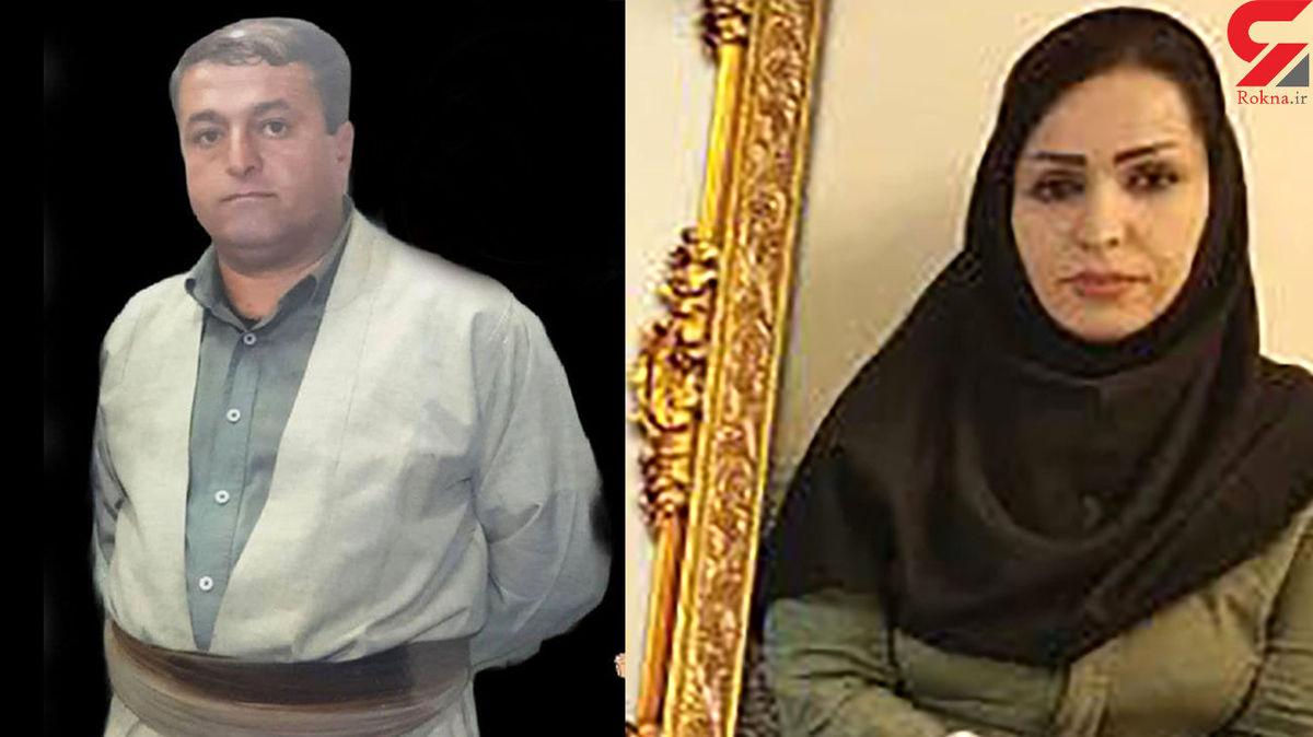 خودکشی قاتل زن ایرانی مقیم فنلاند در سردشت + عکس