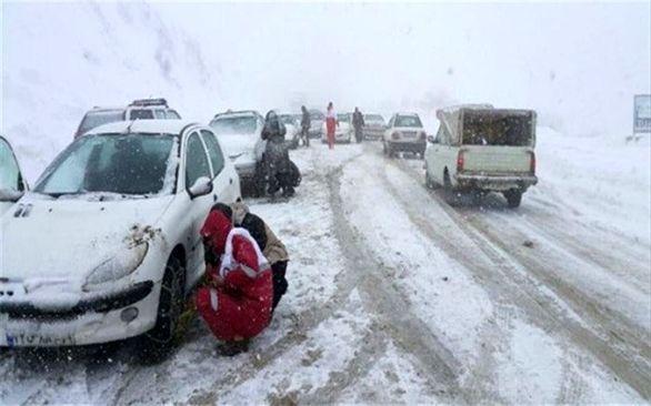 هشدار هواشناسی درباره کولاک برف در غرب کشور