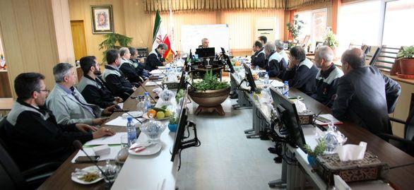 مهمترین مصوبات شورای معاونین شرکت ذوب آهن اصفهان