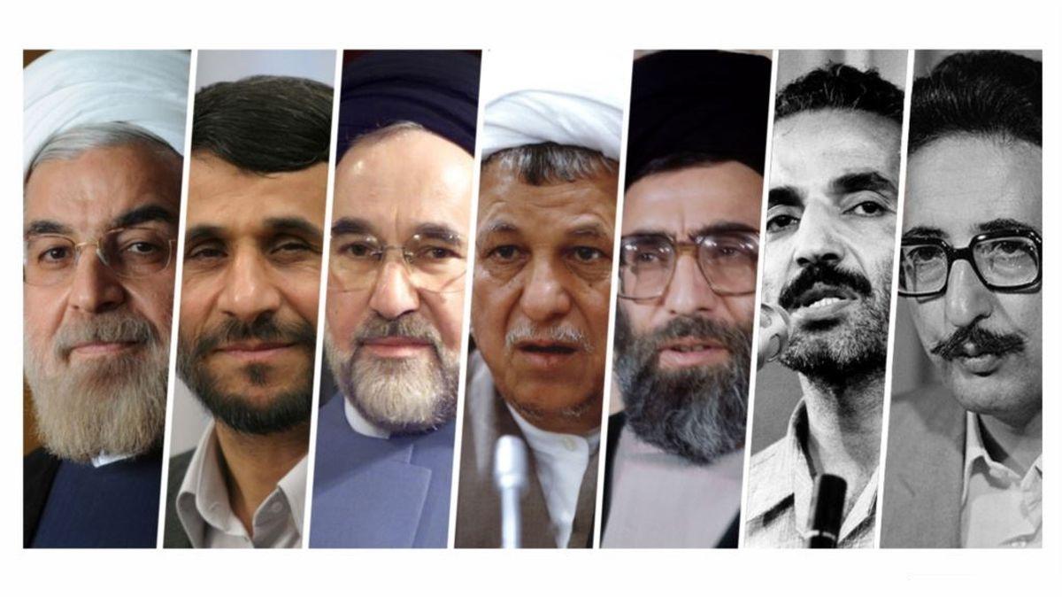 سبک زندگی روئسای جمهور ایران + عکس