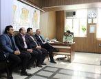 گرامیداشت هفته نیروی انتظامی توسط بیمه